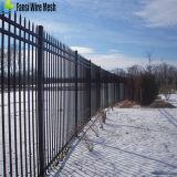 alto metal de la capa del polvo del 1.2m que cerca hogares y el jardín