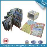 Contenitore di imballaggio di colore del libro degli allievi (GJ-box135)