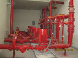 Pompe à eau commerciale centrifuge d'acier inoxydable