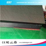 최고 가격 P6mm SMD2727 옥외 풀 컬러 정면 서비스 발광 다이오드 표시