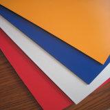 Haltbare Dekoration-materielle Aluminiumwand-Umhüllung