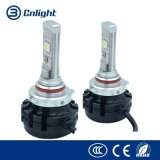 Newarrival AUTO LED Lamp 40W 4000 Lumen Per Pair LED Headlight Bulb with Philips LED Chips for Car/Truck/Bus