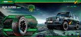 Comforser Reifen holen Sie auf die Welt, der Gummireifen ist gut