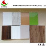 Scheda del PVC del materiale da costruzione per la decorazione interna