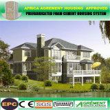 L'invité modulaire bon marché préfabriqué autoguide la villa préfabriquée d'hôtel avec solaire