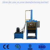 Gummischerblock-Maschine/Gummiausschnitt-Maschinerie/vergeudeter Gummireifen, der Maschine für Gummi aufbereitet