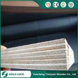La película de Balck recicla la madera contrachapada hecha frente película de la base para el edificio