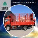 HOWO G5X de Zware Vrachtwagen van de Kar 210HP/Op zwaar werk berekende Vrachtwagen