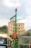 Générateur de turbine vertical approuvé de vent d'axe de la CE 1000W Maglev