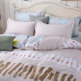 Novo design da cama impressos de poliéster de venda quente definida