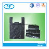 Sac de détritus en plastique de traitement de gilet de HDPE