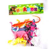 Kind-Dinosaurier-Weltförderung-Spielwaren