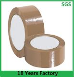 Adhesivo BOPP cinta de embalaje de doble núcleo Papel Impreso