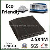95GSMの2.5X4m Ecoのキャンプ地面シート