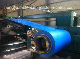 Ral9002 a cor cinzenta branca PPGI Prepainted a bobina de aço galvanizada