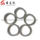 Текстильного машиностроения детали на вращающиеся машины кольцо из нержавеющей стали (PG1, PG2, CS)