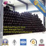 API 5L/ASTM A53/FR10219 S235JR SER/HFW Tuyau en acier au carbone
