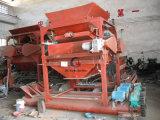 Matériel de séparation magnétique de vente de sable chaud de noir