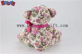 Design de Moda de tecido de impressão de flores Ursinho de Pelúcia como dons de aniversário