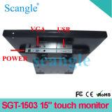 15 касания дюймов монитора экрана (SGT-1503)