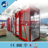 Dispositif de levage/de levage de matériel pour la construction de bâtiments