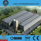 세륨 BV ISO에 의하여 증명서를 주는 Prefabricated 창고 (TRD-069)