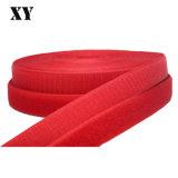 Gancho Vermelha pegajosa forte durável e Loop para acessórios de vestuário