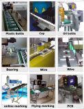 Argus металлических и пластмассовых волокон и лазерная маркировка машины 20W