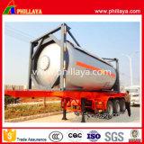 Contenitore del serbatoio di combustibile dell'olio diplomato vendita calda di norma ISO