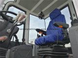 chargeur télescopique de roue de la pelle rétro 1.6ton petit 4WD à vendre