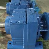 中国の製造Fシリーズは速度減力剤機械螺旋形の変速機によって連動させられるモーターを縫う