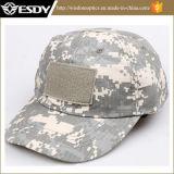 Colores militares al aire libre de la mezcla de la gorra de béisbol del ejército de los sombreros que acampan