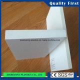 PVC bianco di 1-40mm libero/scheda gomma piuma di Celuka per la pubblicità e costruire