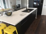 2018 Гуанчжоу белого цвета High Gloss умная кухня кабинет
