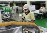 세륨 증명서를 가진 건빵 수축 감싸는 기계