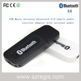 Adattatore della ricevente della famiglia senza fili di Bluetooth 3.0 di musica del USB audio con potere esterno