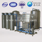 2000 litres par filtre d'eau d'osmose d'inversion d'heure