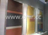 多彩な外壁のパネル