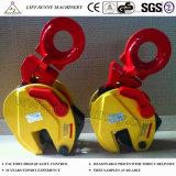 Lecteur de CD/Type de cde des colliers de levage de plaque verticale pour le levage