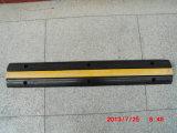 1 Kanal-Verkehrssicherheit-Gummikabel-Rampe