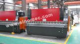 Wc67k-80t/4000 압박 브레이크 기계/유압 구부리는 기계