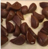 Santé et de Nutrition pour une cuisine toute l'ail noir