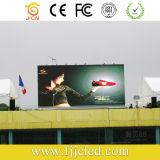 P6 Full-Color interior da tela de exibição de vídeo de LED para publicidade