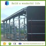 Vertiente ligera del almacén del invernadero de la estructura de acero