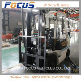 Carretillas elevadoras de 2 toneladas para la elevación de interior y al aire libre del almacén