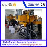 Сепаратор высокого градиента вертикального кольца пульсируя магнитный на вольфрамит -2