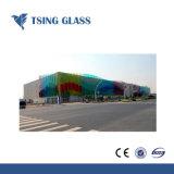 Le flottement/Reflective/tempérée/clear/verre feuilleté de couleur à partir de 43.20mm 6.38mm à