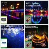Indicatore luminoso di inondazione di DMX512 RGB 18W LED