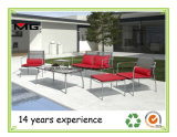 Exterior moderno sofá sofá de jardín y muebles de jardín