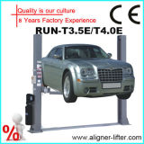 Due Post Hydraulic Car Jack Lift con CE